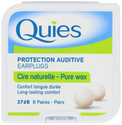 Caswell-Massey Boules Quies Ear Plugs, 8 Count