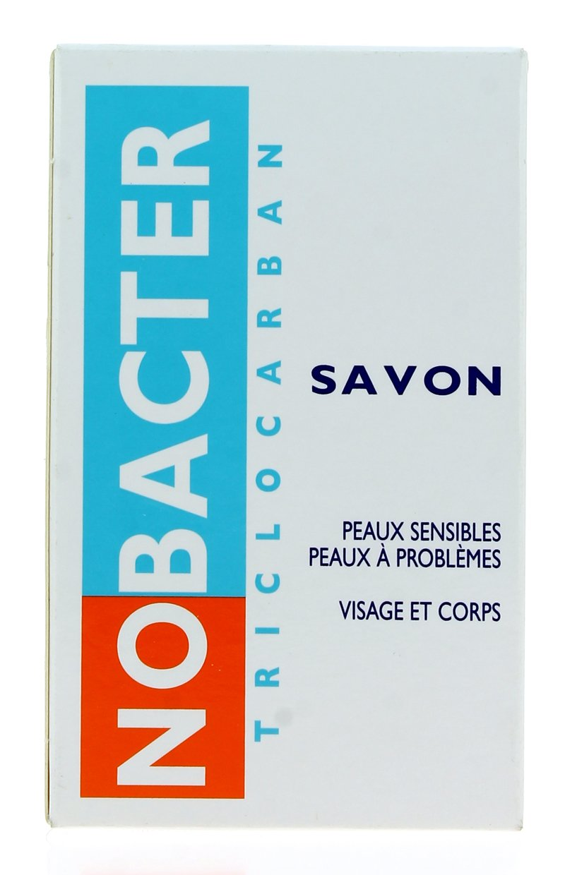 Nobacter Soap for Sensitive Skin 100g