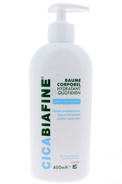 Cicabiafine Daily Hydrating Body Lotion 400ml