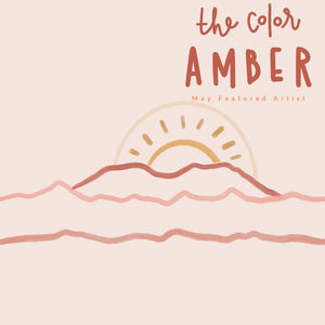 The Color Amber