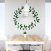 Olive green Floral Wreath
