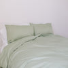 Dove White Queen Duvet