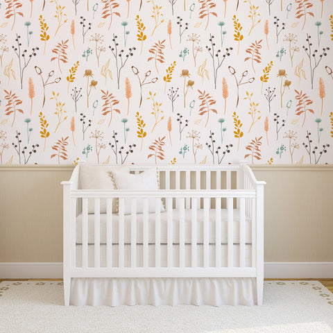 Willow Crib Sheet