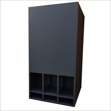 Assemble & Finish Option for Subwoofer Flat Packs