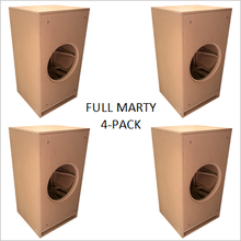 Full Marty by GSG(TM) Flat Packs (4-PACK) Wholesale Pricing $139.00/ea. + freight shipping