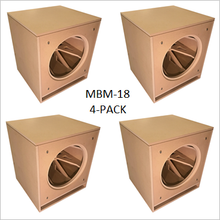 MBM-18 by GSG(TM) Flat Packs (4-PACK) Wholesale Pricing $119.00/ea. + freight shipping