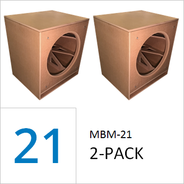 MBM-21 by GSG(TM) Flat Packs (2-PACK) Save 25% vs. Singles $268.50/ea.