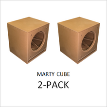 18-inch Classic MartyCube Flat Packs (2-PACK)
