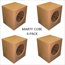 MartyCube by GSG(TM) Flat Packs (4-PACK) Wholesale Pricing $119.00/ea.