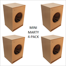 Mini-Marty by GSG(TM) Flat Packs (4-PACK) Wholesale Pricing $129.00/ea. + freight shipping