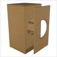 18-inch Classic Full Marty Flat Pack (Single Unit)
