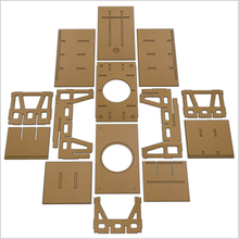 18-inch Classic Full Marty Flat Packs (2-PACK)