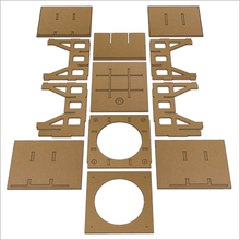 MBM-21 by GSG(TM) Flat Packs (4-PACK) Wholesale Pricing $179.00/ea.