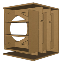 MartyCube by GSG(TM) Flat Packs (2-PACK) Save 25% vs. Singles $178.50/ea.