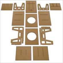 Mini-Marty by GSG(TM) Flat Packs (2-PACK) Save 25% vs. Singles $193.50/ea. + freight shipping