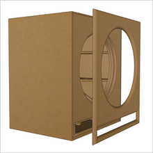 "21-Inch Cube by GSG(TM) ""Roundover Series"" Flat Pack, (4-PACK) $239.00/ea."