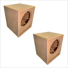 18-Inch MartyCube, Roundover Series, Flat Packs (2-PACK)