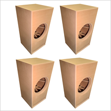 "18-Inch Full Marty by GSG(TM) ""Roundover Series"" Flat Pack, (4-PACK) $189.00/ea."