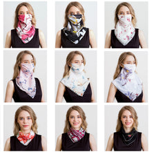 2 in 1 Protective Fashion Scarf