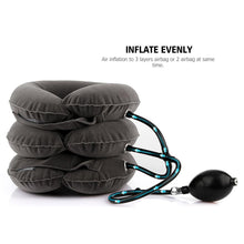 Inflatable Neck Massage Brace 2.0