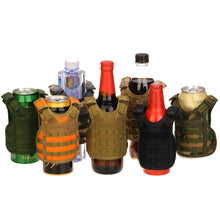 Military Vest Bottle Cover