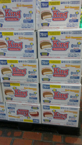 PIES MG KING MARSHMALLOW TREATS - 96CT Banana