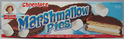 Little Debbie Chocolate Marshmallow Pies - 1 case