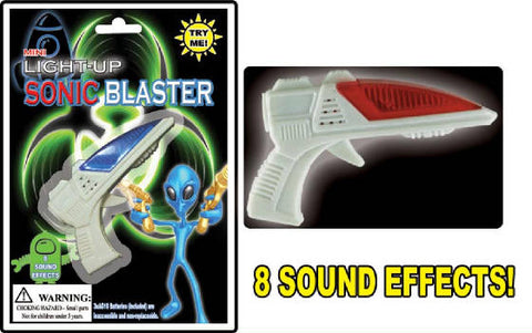 Light Up Toy Gun