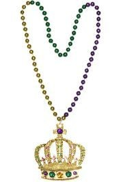 necklace juel crown