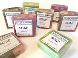 Sugar and Herbs soaps