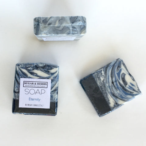 Eternity - Men's scented soap bar