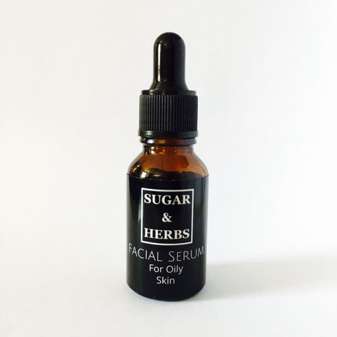 Face serum for oily skin