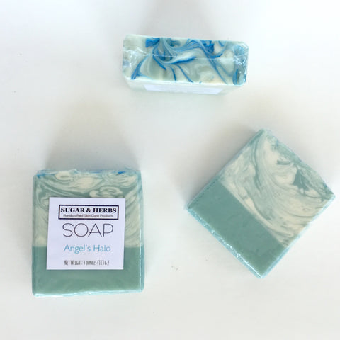 Angel's Halo - Women's scented soap bar