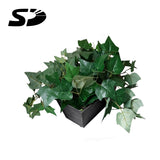 SD Card Self Recording Covert Spy Camera (Camera Hidden in Fake Plant)