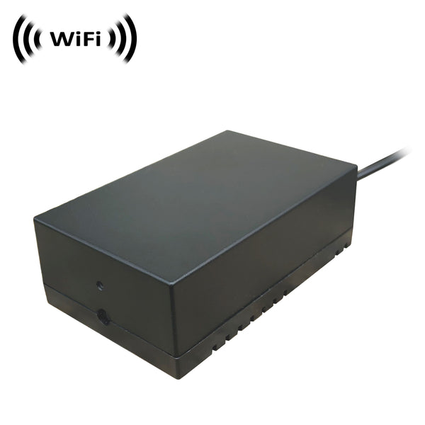 WF-100-PH (Sorry no P2P) : 1080P WiFi Wireless Black Box Spy Camera by SCS Enterprises ®