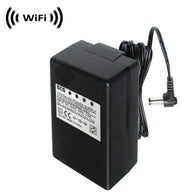 WF-110 : WiFi IP Wireless Spy Camera Hidden in Power Adapter by SCS Enterprises ®