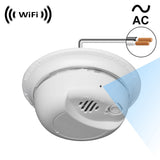 WiFi Camera in First Alert BRK 9120 Smoke Detector Housing