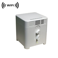 WF-410 : WiFi IP Wireless Spy Camera Hidden in Air Purifier by SCS Enterprises ®