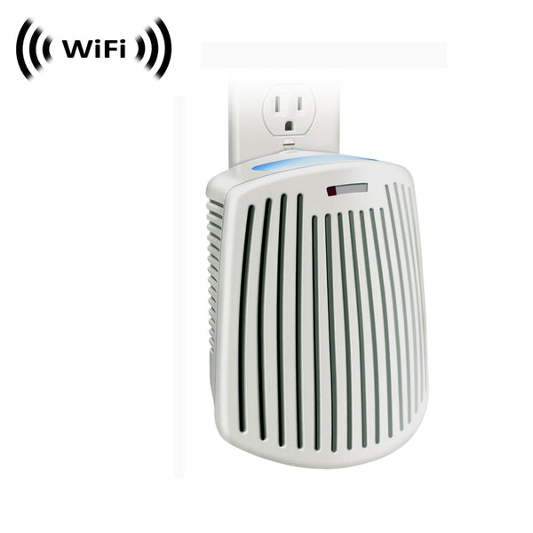 WF-415 : WiFi IP Wireless Spy Camera Hidden in Air Freshener by SCS Enterprises ®