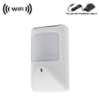 WF-450A Spy Camera with WiFi Digital IP Signal, Recording & Remote Internet Access, Camera Hidden in a Compact PIR Motion Detector Housing