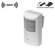 WF-450 : WiFi IP Wireless Spy Camera Hidden in Motion Detector by SCS Enterprises ®
