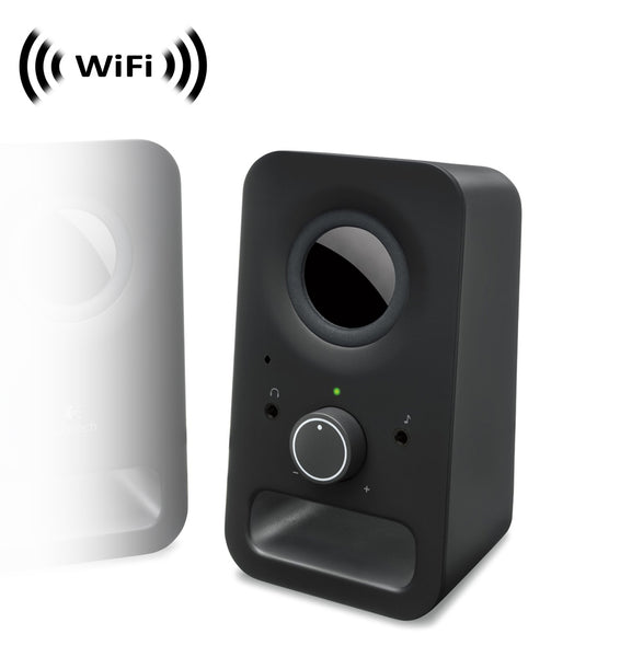 WF-465 : Spy Camera with WiFi Digital IP Signal, Recording & Remote Internet Access, Camera Hidden in Multimedia Speaker by SCS Enterprises ®