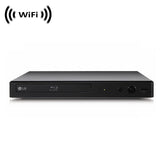 WF-480B : 1080p IMX323 Sony Chip Super Low Light WiFi Spy Camera Hidden in a Blu-Ray Disc Player; Camera Features Recording & Remote Internet Access