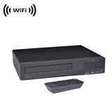 WF-505 : 1080p IMX323 Sony Chip Super Low Light Spy Camera with WiFi Digital IP Signal, Camera Hidden in a DVD Player