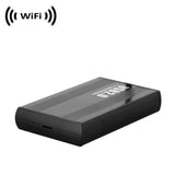 WF-600 : 1080P IMX323 Sony Chip Super Low Light Spy Camera with WiFi Digital IP Signal, Camera Hidden in a Hard Drive Case