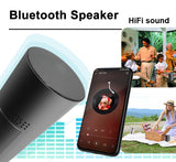 WF-475B : (Sorry No P2P) 1080P WiFi IP Wireless Spy Camera Hidden in Fully Functional Bluetooth Speaker w/ Rotating Lens & Night Vision by SCS Enterprises ®