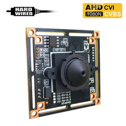 AHD Hard Wired Cameras