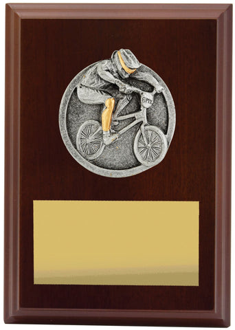 Plaque Peak BMX 150mm