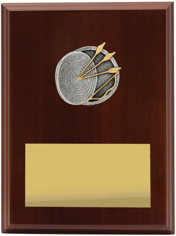Plaque Peak Archery 200mm