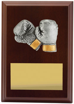 Plaque Peak Boxing 150mm